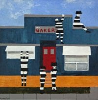 Making the Shed by Kiz McKenzie