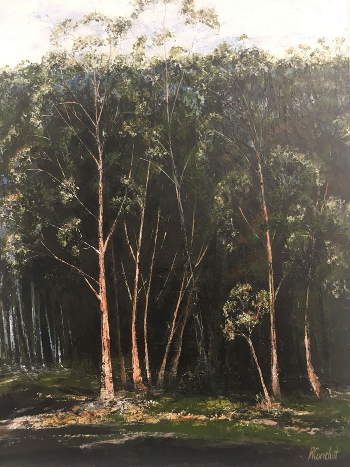 Holiday Memories - Rebecca Conduit - Bushfire Glow